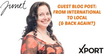 Guest blog, Minja