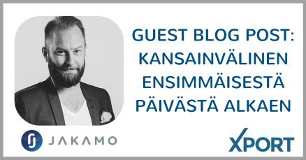 Jarl Matti Anttila, Jamkamo Oy
