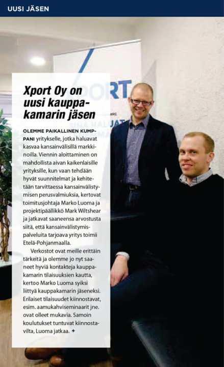 01-2014-xport-oy-on-uusi-kauppakamarin-jasen-1-kauppakamarilehti