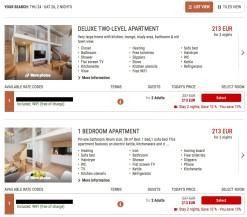 Estonian booking site