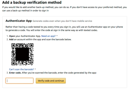 Blog 5- Authenticator process 3
